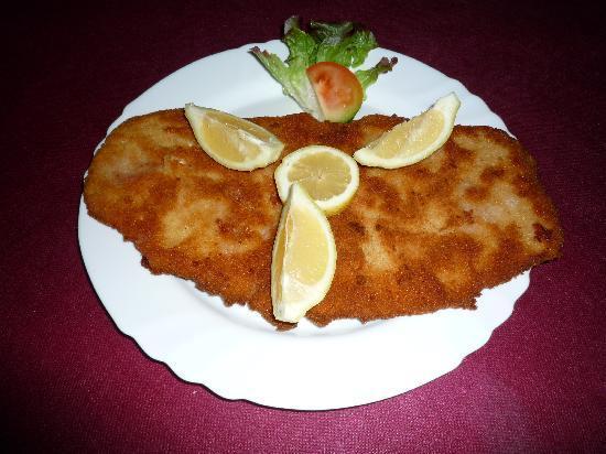 Kartoffelhaus: XXL Schnitzel