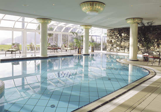 Aghadoe Heights Hotel & Spa: The Pool