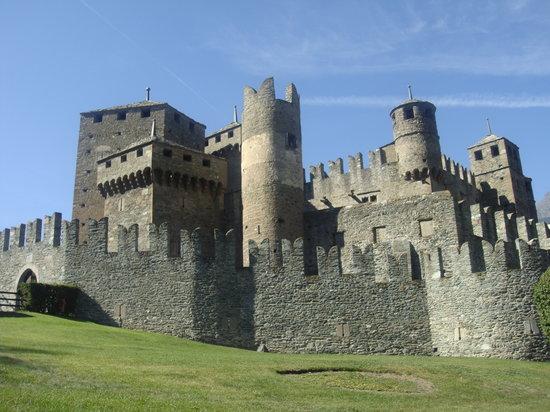 Castello di Fenis: Fenis