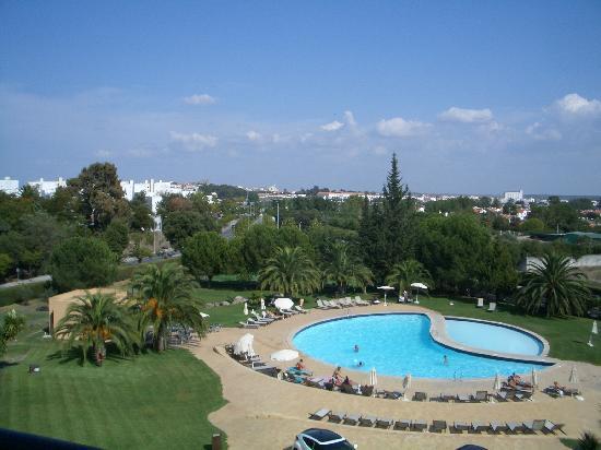 Evora Hotel: vista de Evora desde la habitación