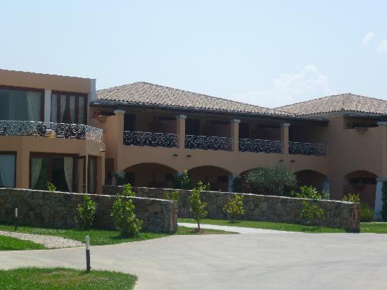Hotel I Corbezzoli: Hotel Haupthaus