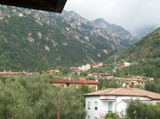 Hotel Ilma: Richtung Berg