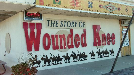 Wounded Knee: The Museum: Wounded Knee Museum