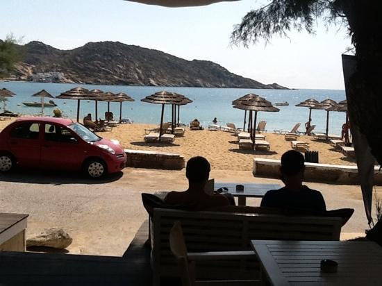 Cantina Del Mar - Mylopotas beach  -Ios Island