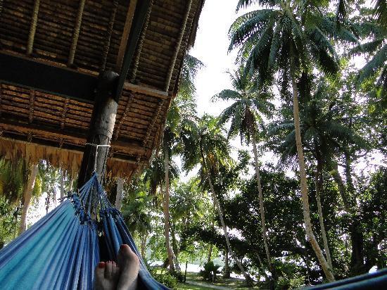 Tavanipupu Island Resort : Robinson Crusoe eat your heart out