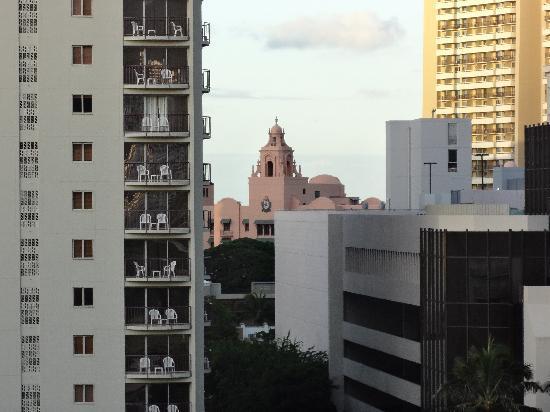 Ilima Hotel: 景観