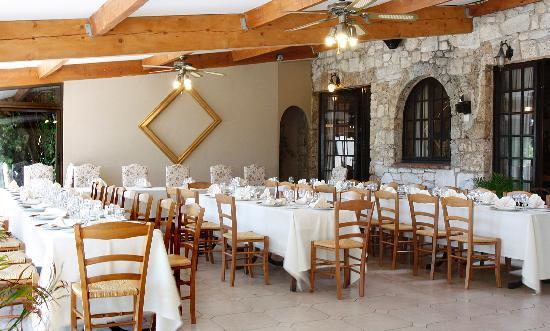 Logis Le Relais Imperial : Salle de banquet