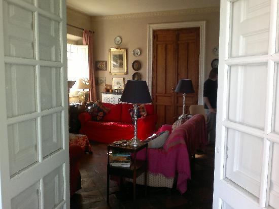 Finca Buenvino: Sitting room at Buenvino