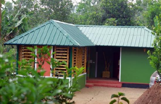 Harithavanam Farm House: Reception & Restaurant