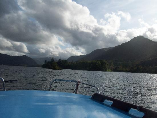 Rickerby Grange: Boat trip