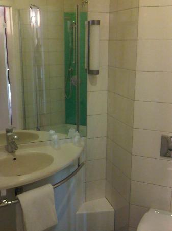 Hotel Ibis Moscow Paveletskaya: bagno