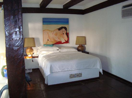 بوزادا فيلا دو مار: habitación