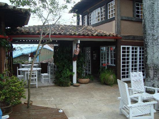 Pousada Vila Do Mar: espacios comunes