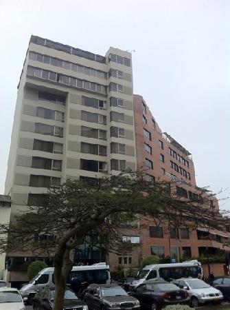Hotel Libertador Lima: hotel libertador