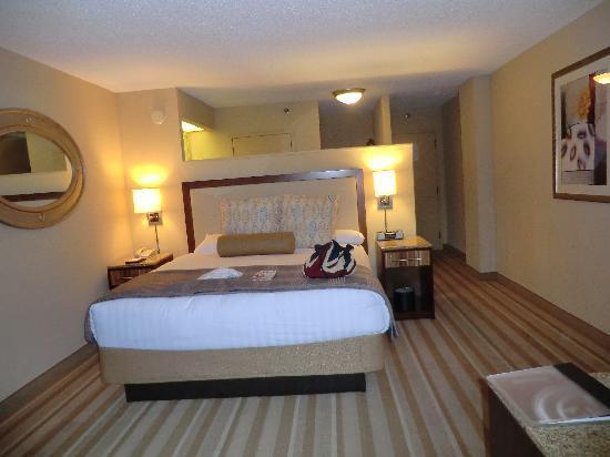 Hyatt Regency Miami: nice room