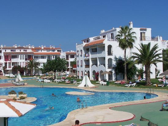 Piscine residence odalys photo de residence playa romana for Residence piscine
