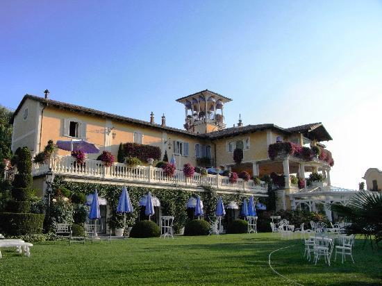 Mango, Italy: Esterno villa