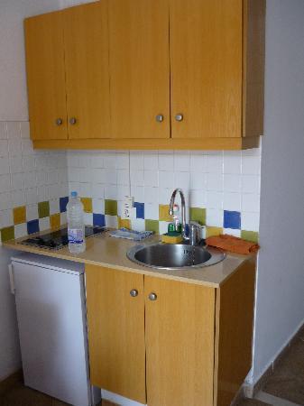 Apartamentos Dolores: cucina
