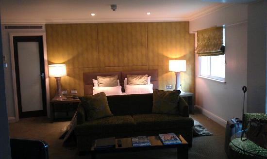 โรงแรมเดอะเมย์แฟร์: the room