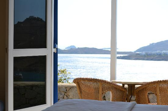 Santa Marina - A Luxury Collection Resort: view from balcony of room