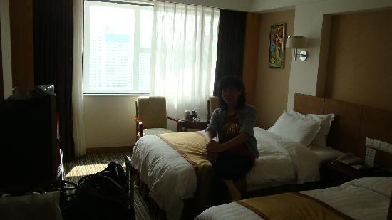 Sichuan Business Hotel: Room