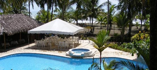 Hotel Playa Westfalia: Área del Restaurante