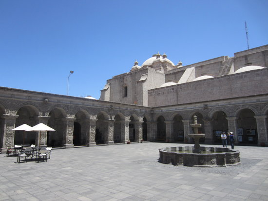Arequipa, Peru: The Cloisters