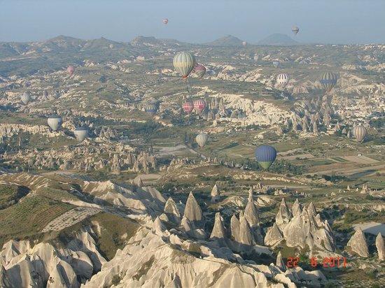 Cihangiroglu Balloons: Hot Air Balloons Rides in Cappadocia