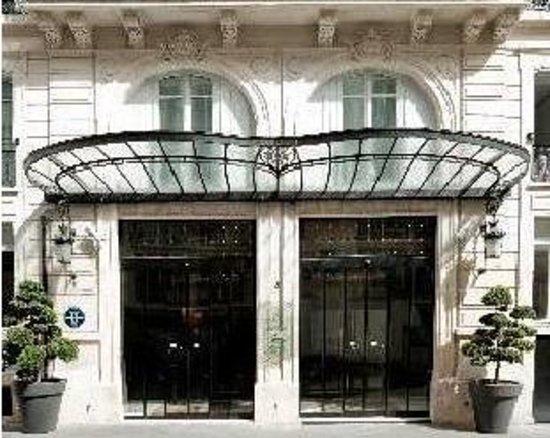 La Maison Champs Elysees Paris France Hotel Reviews