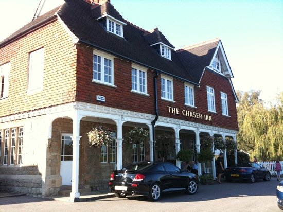 The Chaser Inn: Great food & great beers