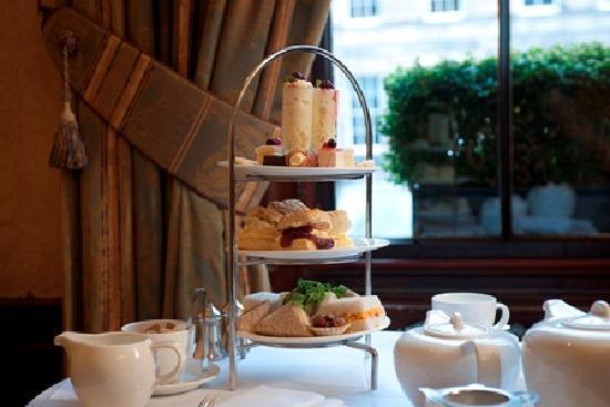 Afternoon Tea at The Howard