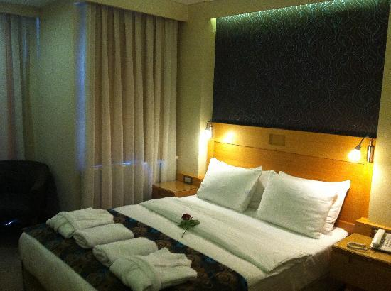 Emerald Hotel: Great Rooms