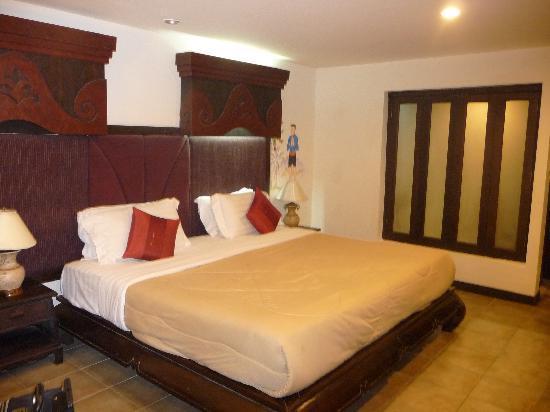 โรงแรมระมิง ลอดจ์: habitacion