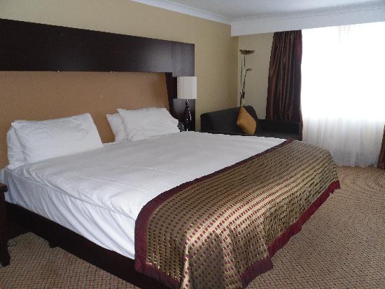 Hilton Bath City: Family Deluxe Room