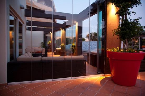 Solplay Hotel de Apartamentos: Bar