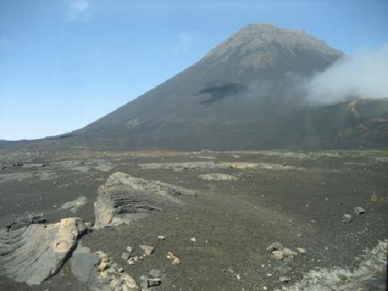 Pico Do Fogo: der Vulkan