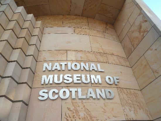 พิพิธภัณฑ์แห่งชาติสก็อตแลนด์: The Museum