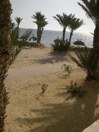 El Mouradi Djerba Menzel : view from our balcony