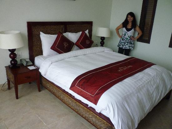 Lotus Mui Ne Resort & Spa : Nice Rooms