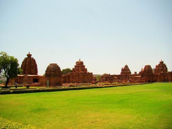 Hotel Naveen: Pattadakal.