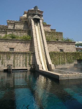 Atlantis, The Palm: Water Park