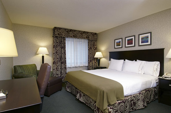 Holiday Inn Express Minneapolis Downtown (Convention Center): King Bed