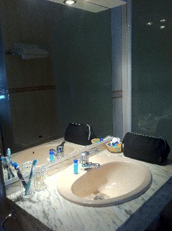 Hotel Sacromonte: bagno