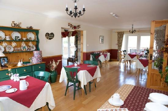 Yeats Lodge: Dining Room