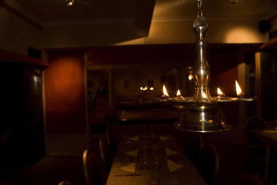 Backwaters: Dining Area