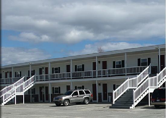 Jasper's Motel & Restaurant: Jaspers Motel