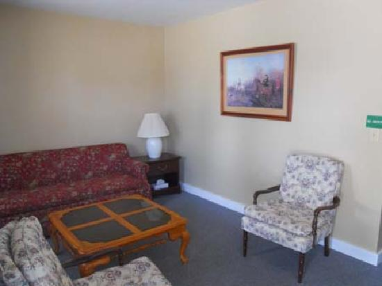 Jasper's Motel & Restaurant : Family Suite