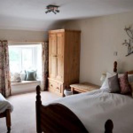 Cheshire Cheese Inn: Bedroom