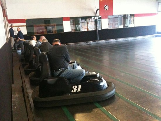 Whirlyball Chicago
