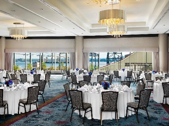 Pinnacle Hotel At The Pier: Pinnacle Ballroom Meeting & Function Space